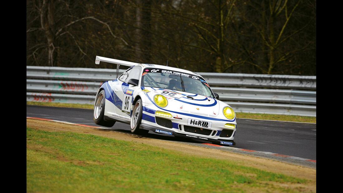 Menzel, Porsche Cup 911
