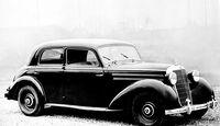 Mercedes 170 S Limousine, 1949
