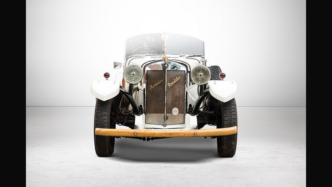 Mercedes 170 V bei Auctionata-Auktion, Mercedes-Benz-Only