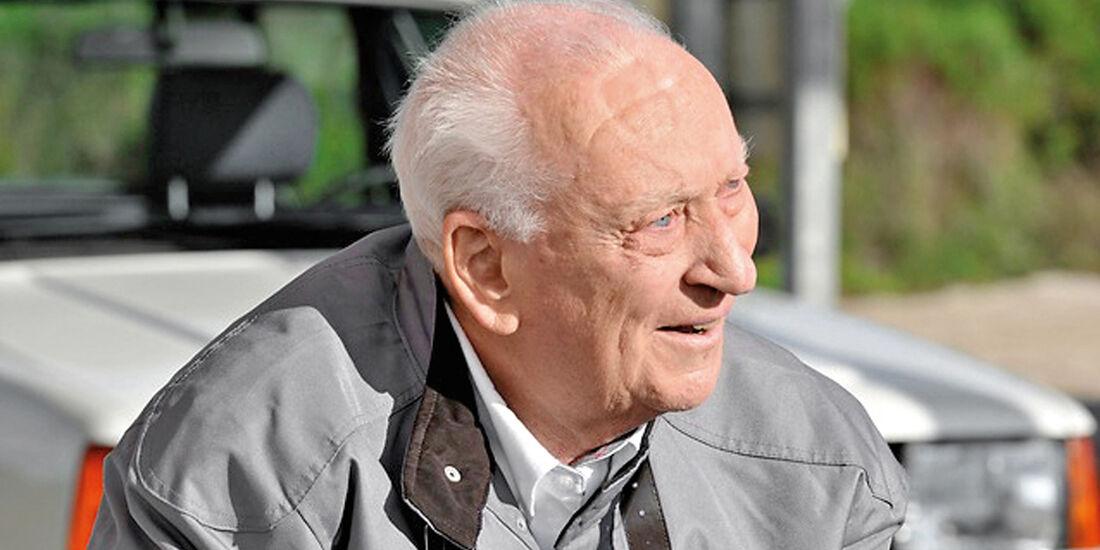 Mercedes 190 E 2.3-16, Nardo, Professor Werner Breitschwerdt