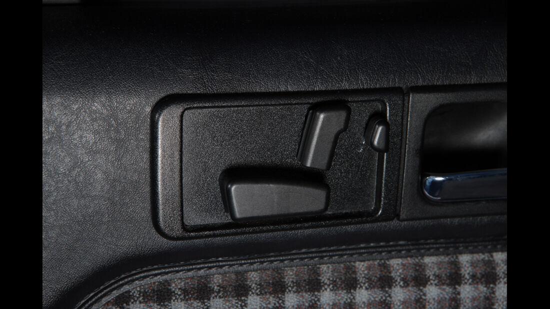 Mercedes 190 E 2.5-16 EVO II, Detail, Türöffner