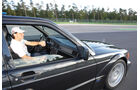 Mercedes 190 E 2.5-16 EVO II, Detailansicht, Ellen Lohr