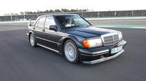 Mercedes 190 E 2.5-16 EVO II, Front