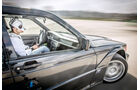 Mercedes 190 E 2.5-16 Evo II, Cro, Fahrt