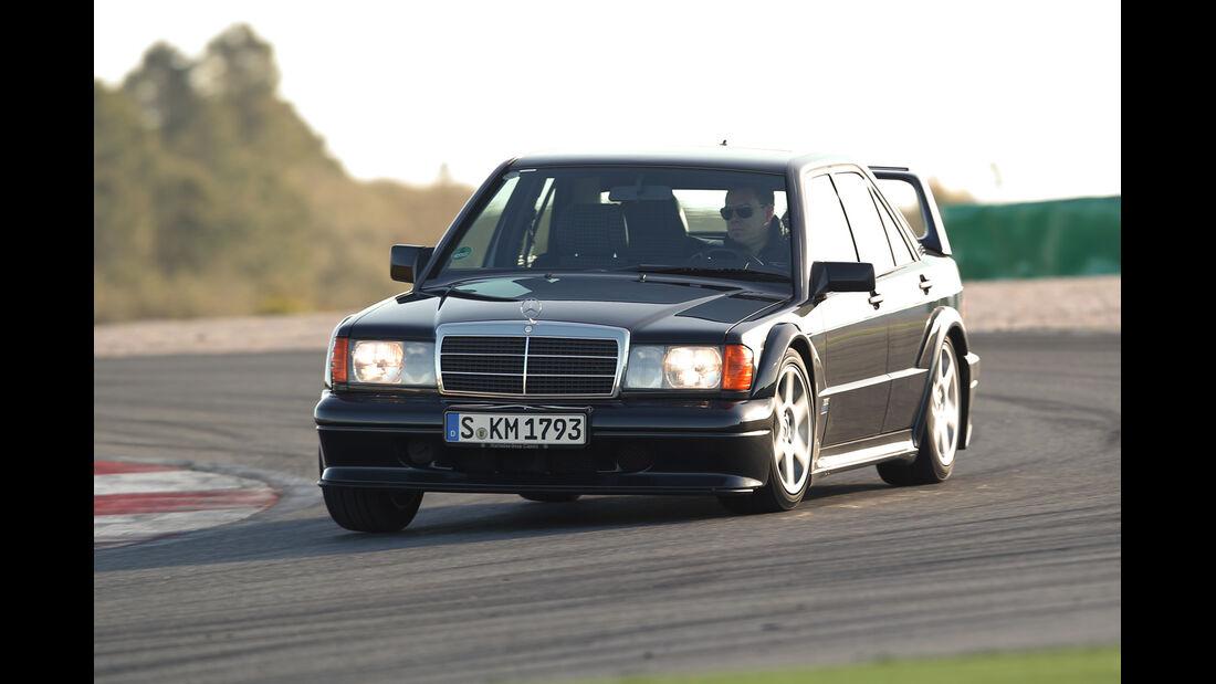 Mercedes 190 E 2.5-16 Evo II, Frontansicht