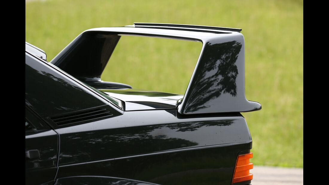 Mercedes 190 E 2.5-16 Evo II, Heckspoiler