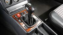 Mercedes 190 E 2.5-16 Evo II, Schalthebel, Schaltknauf