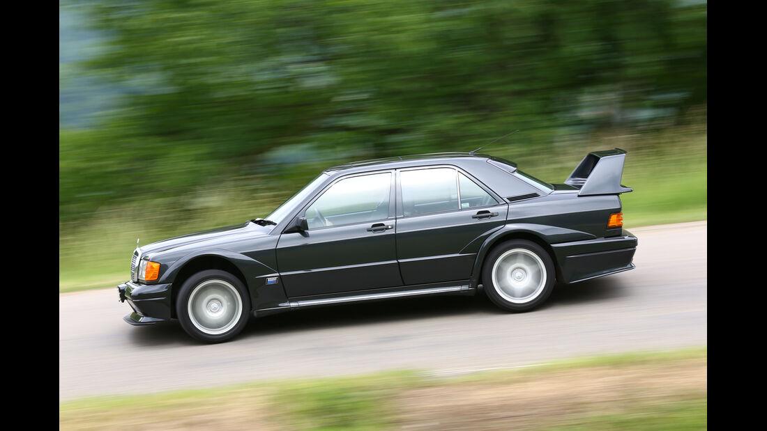 Mercedes 190 E 2.5-16 Evo II, Seitenansicht