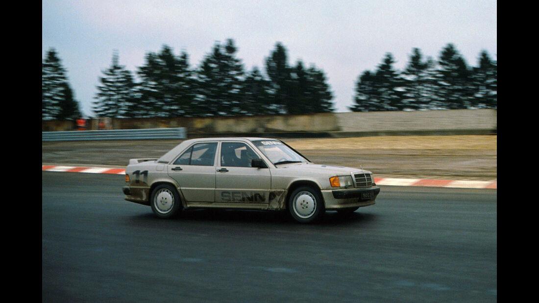 Mercedes 190 - Nürburgring 1984