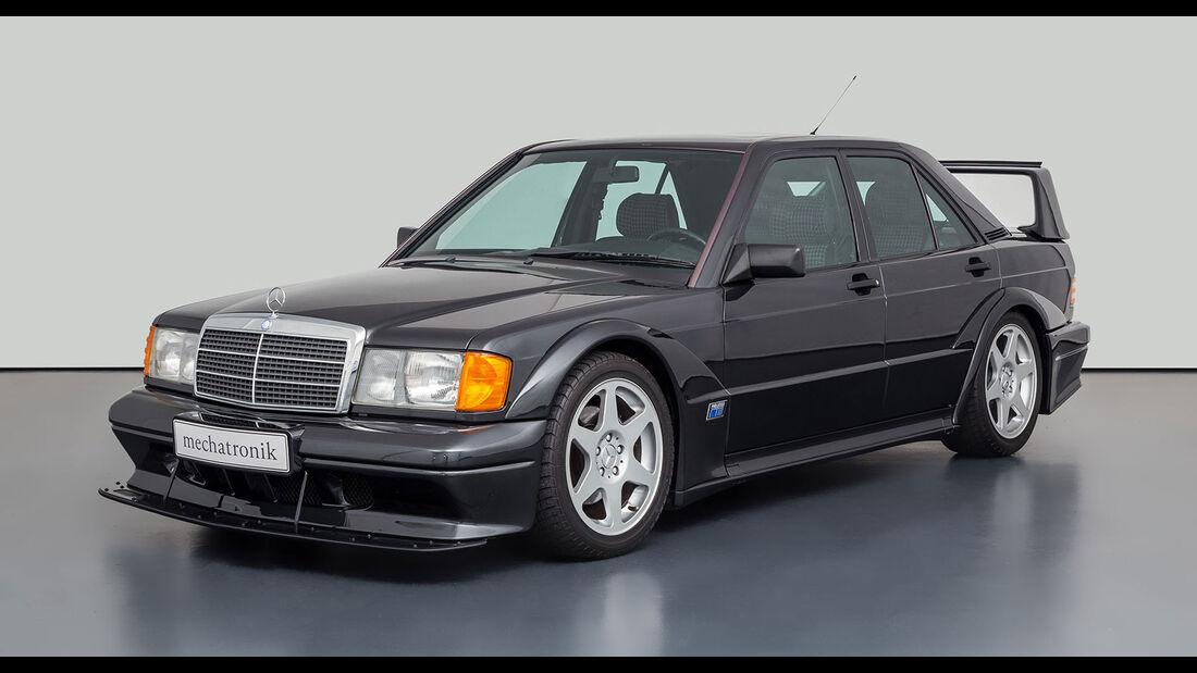 Mercedes 190E 2.5-16 Evo 2 (1990)