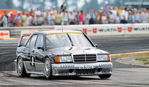 Mercedes 190E 2.5-16 Evo 2 Kurt Thiim Diepholz 1990