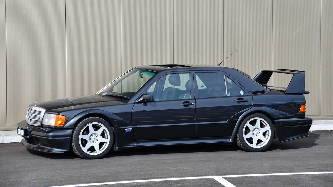 Mercedes 190E 2.5-16 Evo2 (1990)