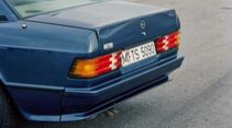 Mercedes 190E 5.0 Schulz Tuning (1984)
