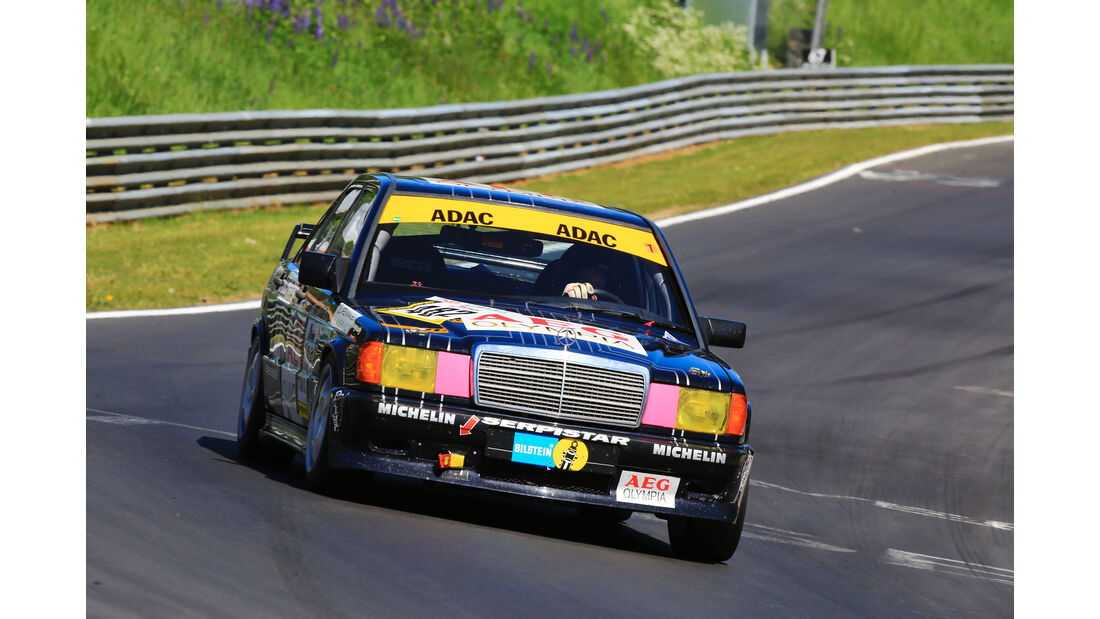 Mercedes  190E Evo - 24h Classic 2017 - Nürburgring - Nordschleife