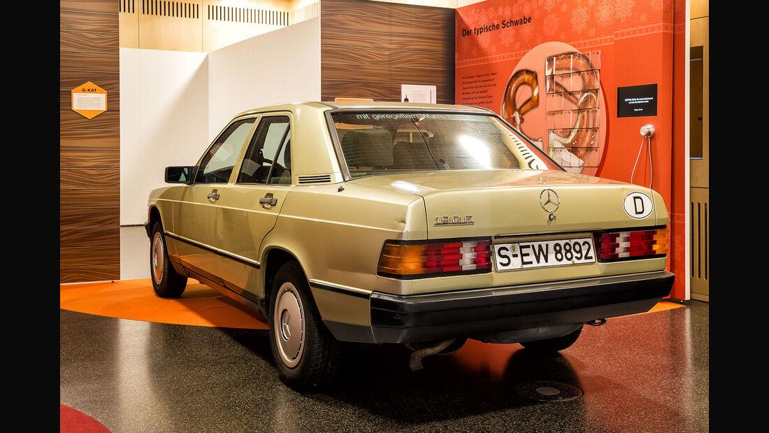 Mercedes 190E Manfred Rommel