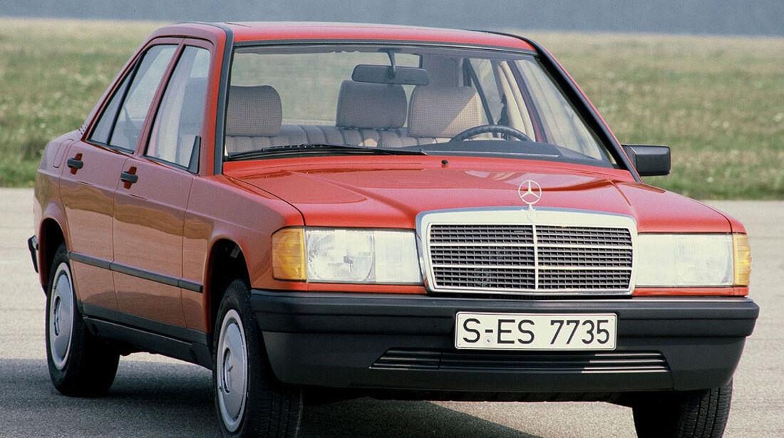 Mercedes, 190d