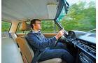 Mercedes 200 D Automatik, Enzo Lucà, Cockpit