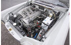 Mercedes 220 SE, Motor