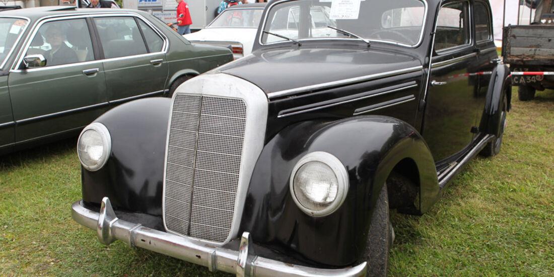 Mercedes 220 von 1951