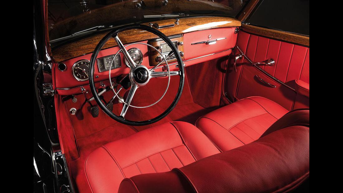 Mercedes 220A Cabriolet (1954) Wiesenthal