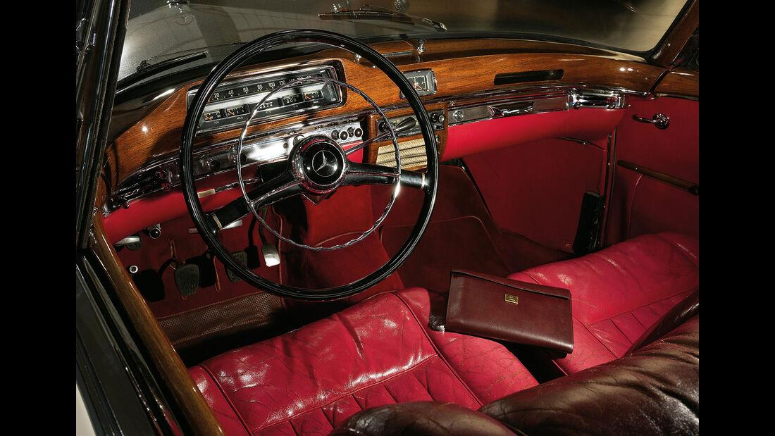 Mercedes 220S Cabriolet (1957) Wiesenthal
