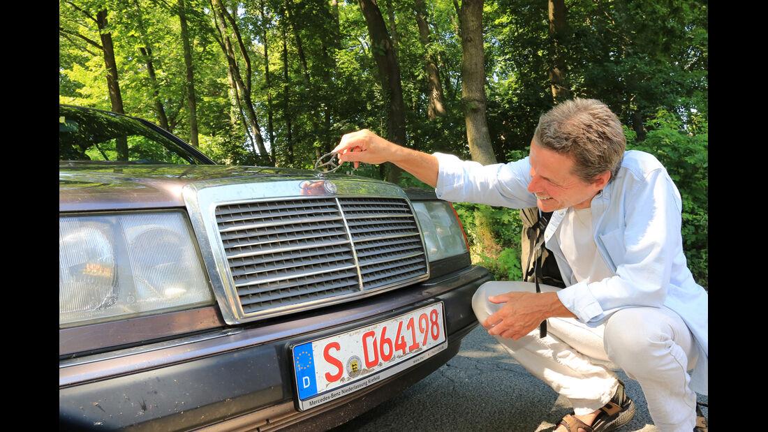 Mercedes 230 CE, Besitzer, Impression