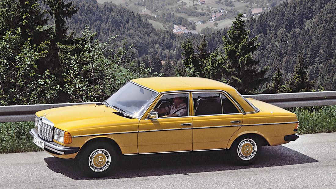 Mercedes 230 E (W123)