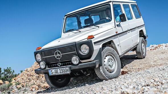 Mercedes 230 GE 461 Station lang