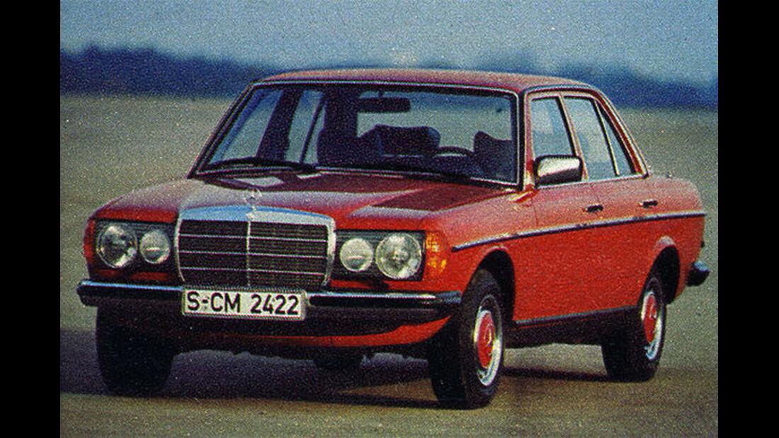 Mercedes, 230, IAA 1977