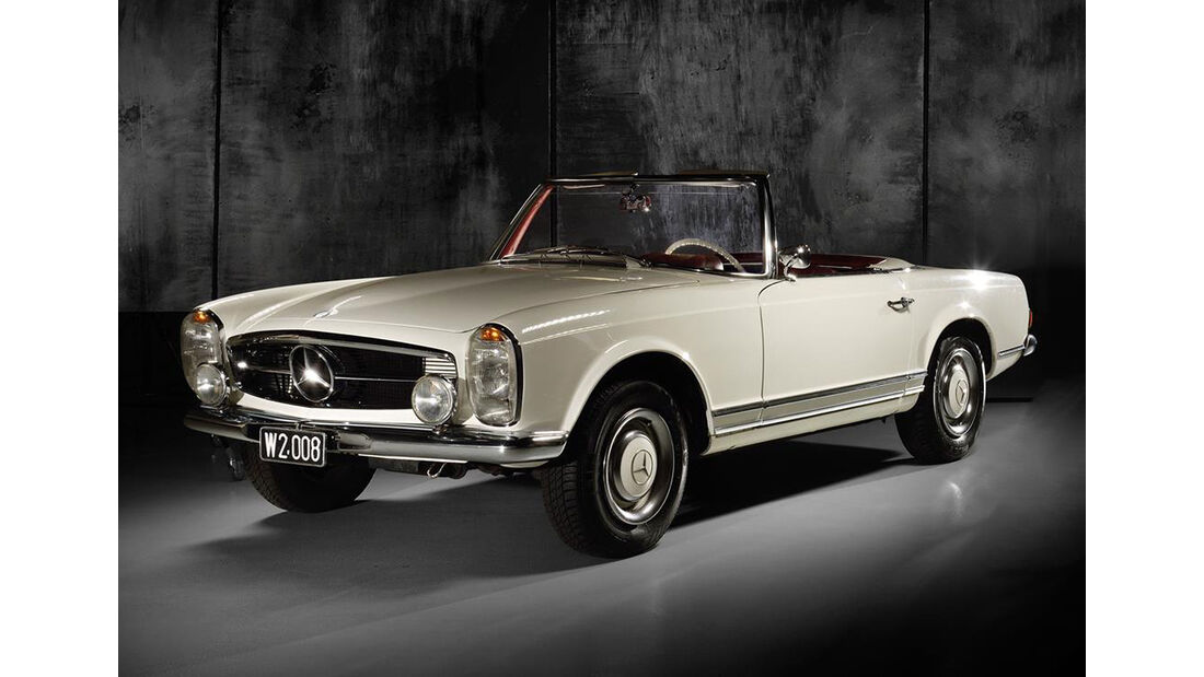 Mercedes 230 SL Pagode (1965) Wiesenthal