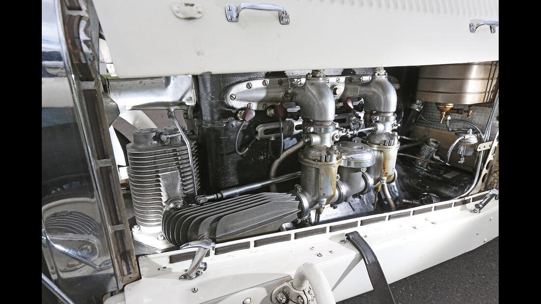 Mercedes 27/180/250 Typ 710 SS, Motor