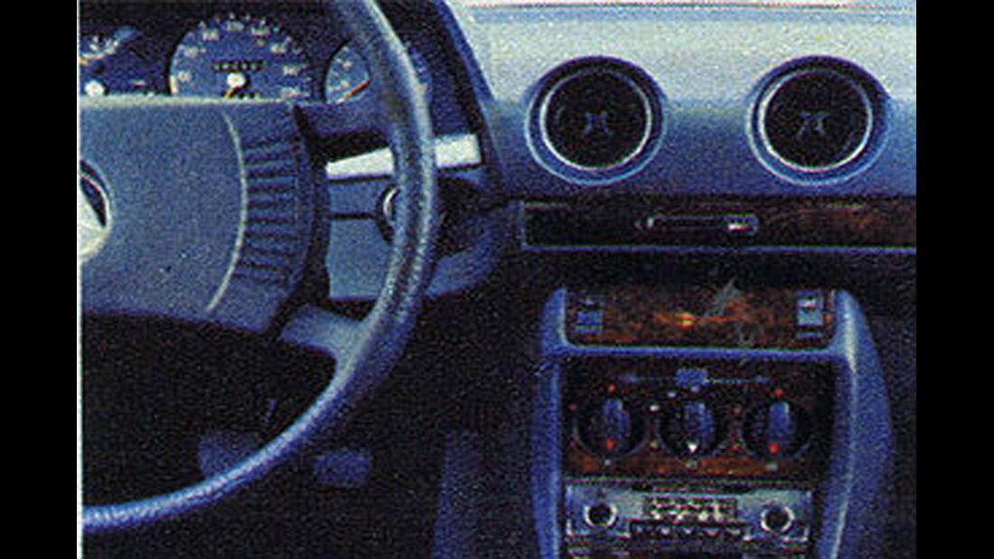 Mercedes, 280 CE, IAA 1977