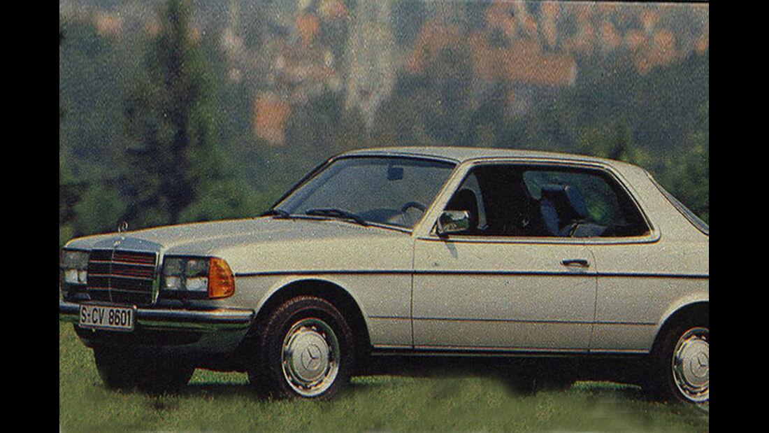 Mercedes, 280 CE , IAA 1979