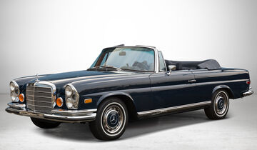 Mercedes 280 SE 3.5 Cabrio bei Auctionata-Auktion, Mercedes-Benz-Only