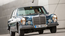 Mercedes 280 SE 3.5, Frontansicht