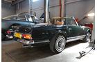 Mercedes 280 SL - Garage Gerard Lopez 2013