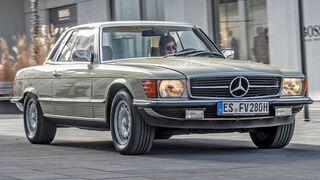 Mercedes 280 SLC C 107 (1980)