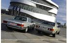 Mercedes 280 SLC, Mercedes 500 SEC