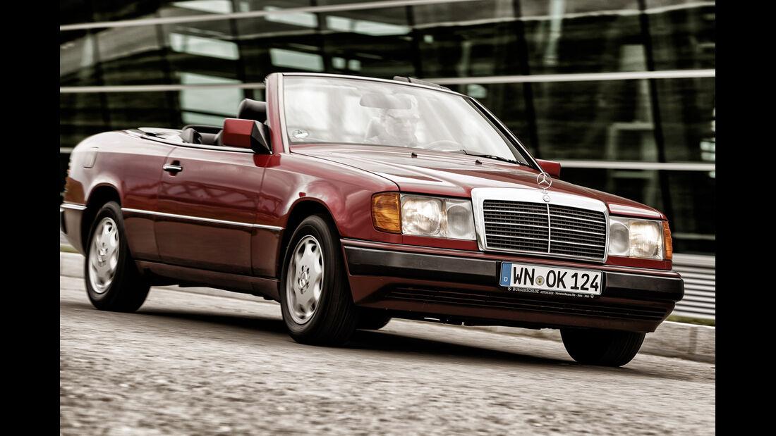 Mercedes 300 CE-24, Frontansicht