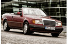 Mercedes 300 CE-24, Frontansicht