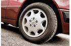 Mercedes 300 CE-24, Rad, Felge