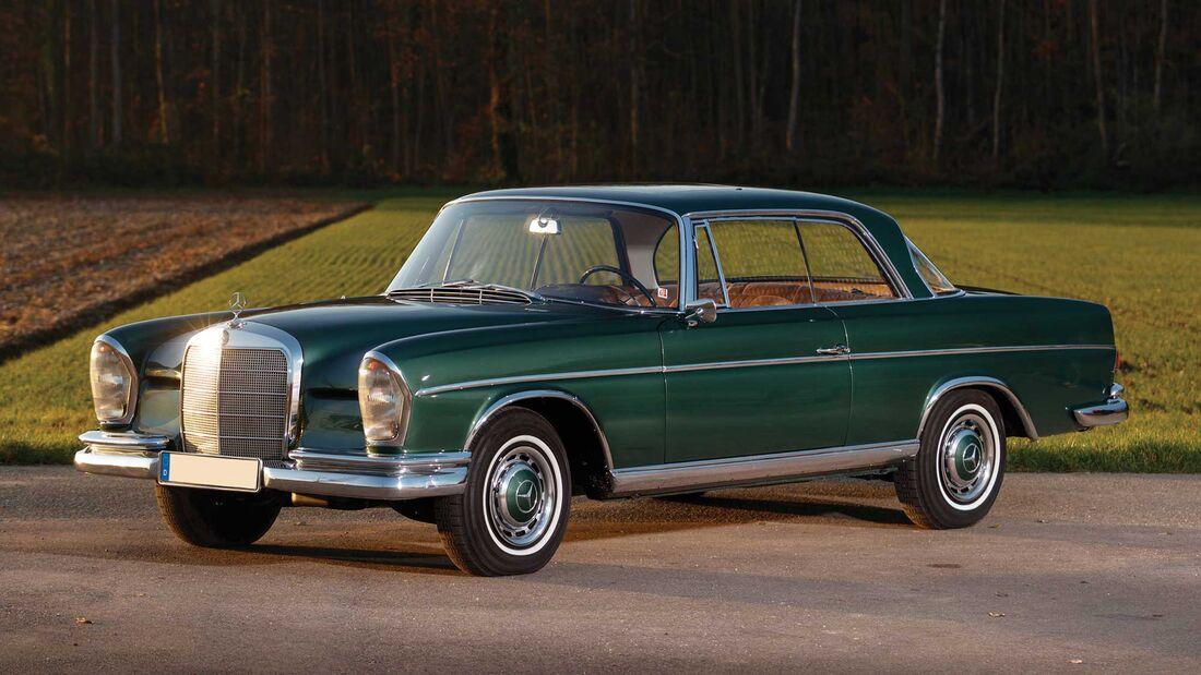 Mercedes 300 SE Coupe (1963)