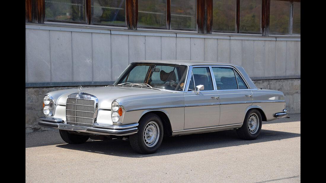 Mercedes 300 SEL 6.3 1971 Oldtimer Auktion Toffen