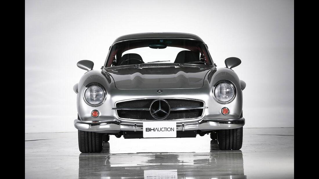 Mercedes 300 SL Flügeltürer AMG-Restomod