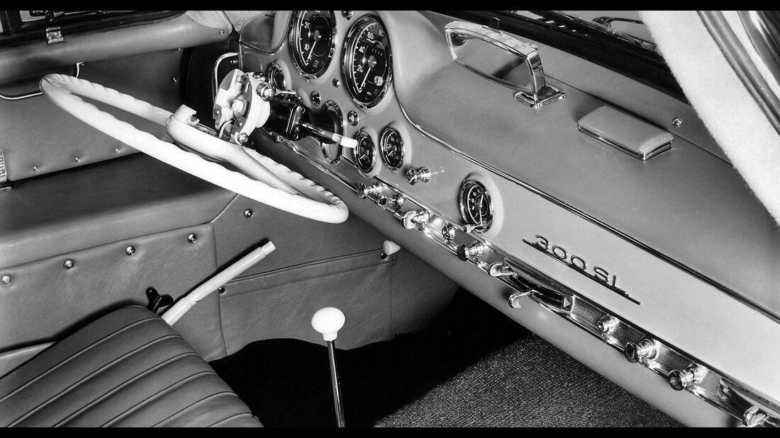 Mercedes 300 SL Flügeltürer W 198 (1954)