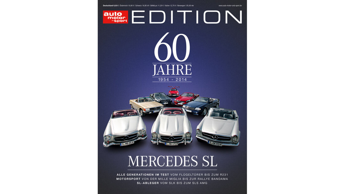 Mercedes 300 SL, Max Hoffman, Buch