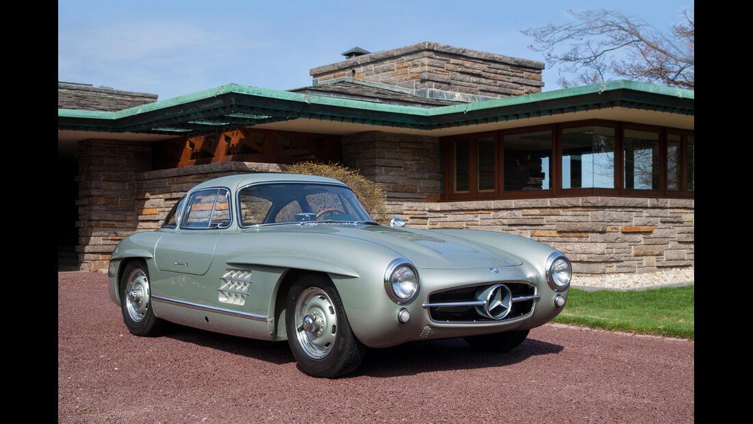 Mercedes 300 SL, Max Hoffman, Frontansicht