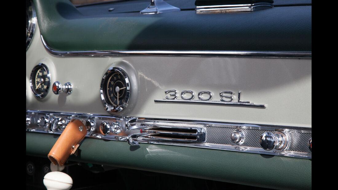 Mercedes 300 SL, Max Hoffman, Radio