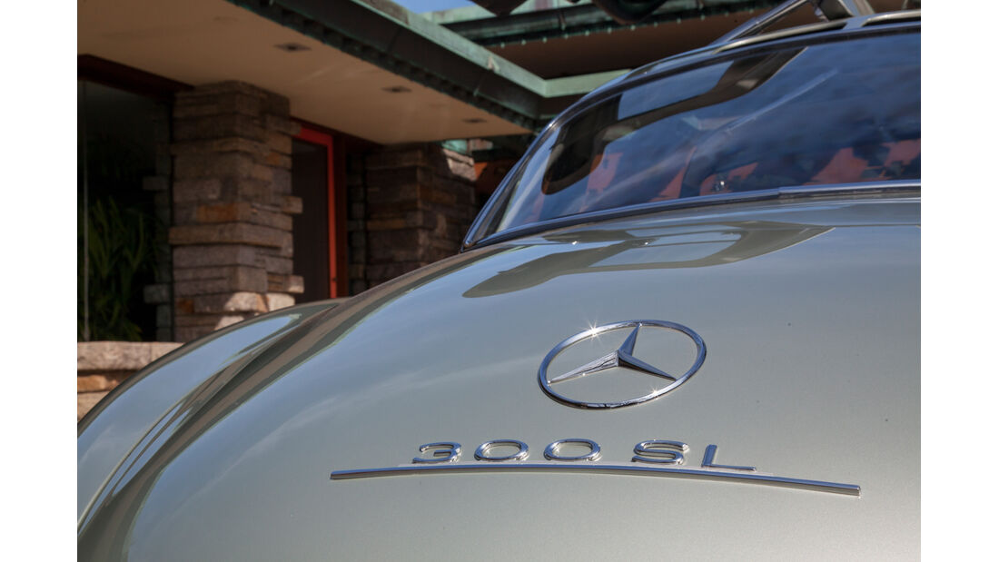 Mercedes 300 SL, Max Hoffman, Typenbezeichnung