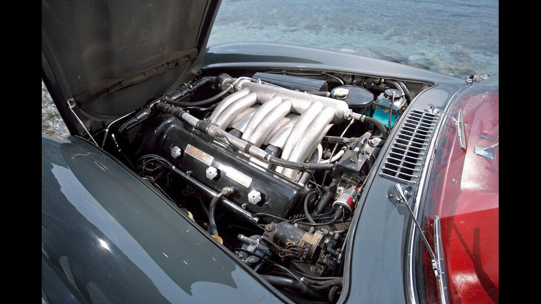 Mercedes 300 SL, Motor